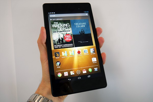 tableta google nexus 7 display 7 inch