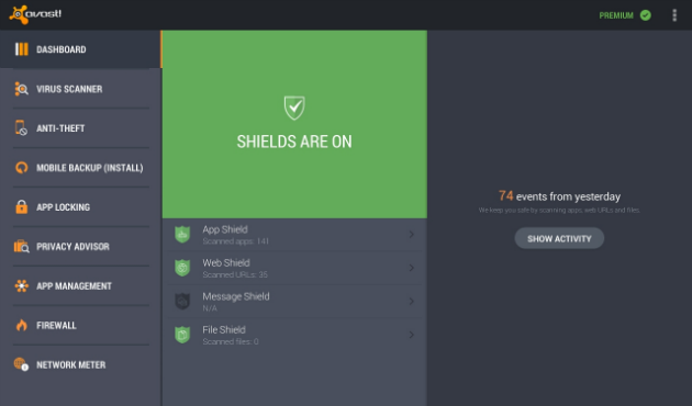 avast mobile security antivirus gratuit