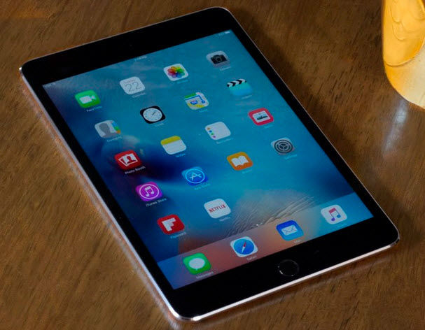 tableta ipad mini 4 review